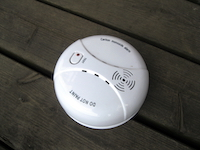 a carbon monoxide detector is a critical part of staying safe at home during winter months