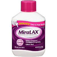 miralax use linked to neurological distress in children
